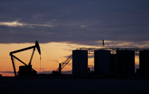 Bloomberg: the price of oil in North Dakota fell below zero