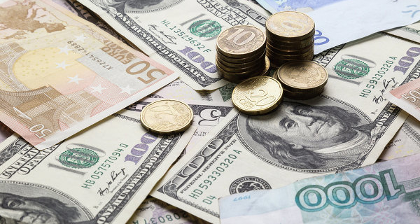 In the morning the ruble declined by 53 kopecks to the dollar and 79 cents to the Euro