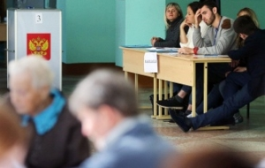 The state Duma Committee recommended to be reduced from 5 to 2 the number of observers at elections and referendums