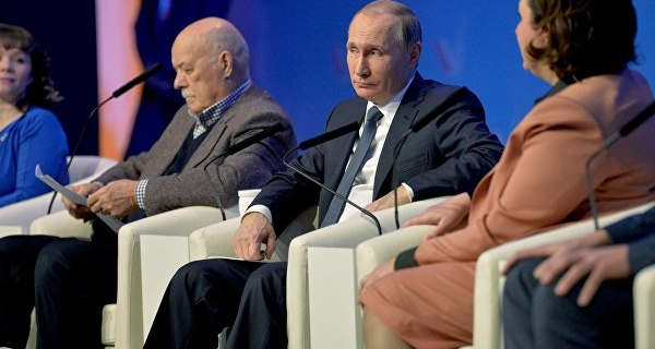 Putin: Russia's economy feels confident, but support is needed