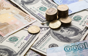 The official Euro on Wednesday fell by 32.3 penny