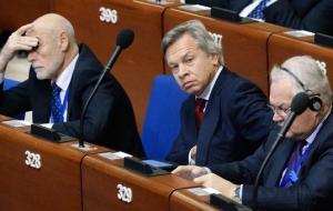 Pushkov called Russia's refusal from participation in the PACE session a necessary step