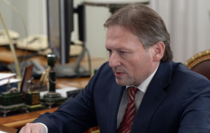 "Source: Titov discusses ""Homeland"" cooperation on elections in the state Duma"