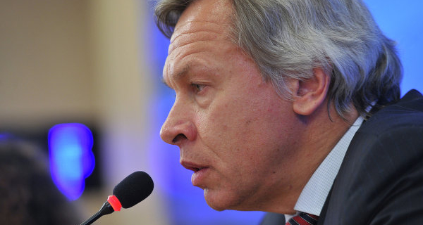 Pushkov: Russia has nothing to lose from refusing to participate in the PACE