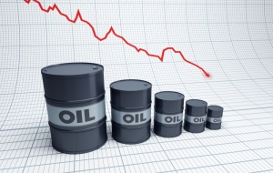 The price of Brent crude oil dropped to $28 per barrel