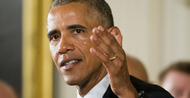 Obama: talks about the economic decline of the USA is insolvent