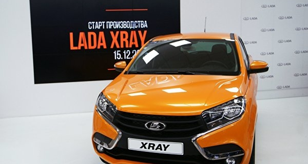 The recommended price of Lada Xray starts from 589 thousand rubles