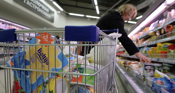 In the Volga region are getting more expensive vegetables and meats and grains are getting cheaper