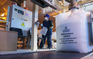 PhosAgro increased supply of fertilizers to the Russian market to 1.63 million tons