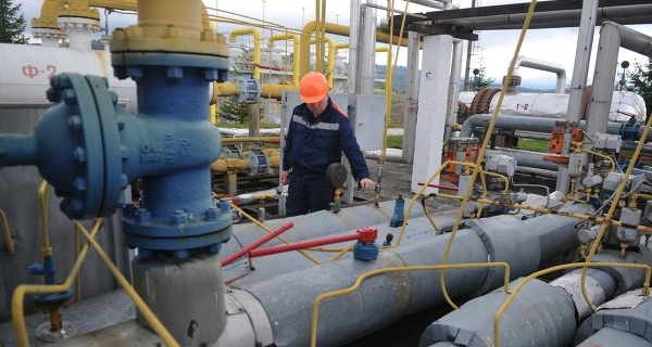 Ukraine continues to increase gas revenues from Europe