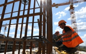 Volume of new supply in the housing market of Moscow for the year increased by 42%