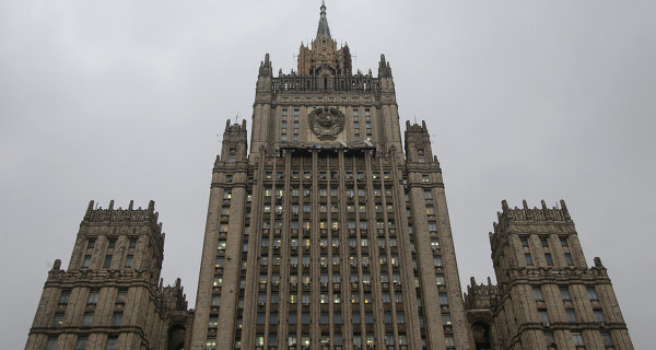 The Deputy head of the Russian foreign Ministry and British Ambassador discussed Syria and Ukraine
