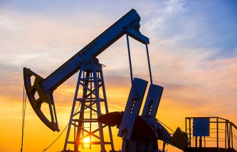 The price of Brent oil exceeded $34 per barrel