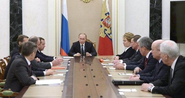 The Russian security Council: the main threat in the economy – low competitiveness
