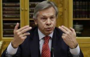 Pushkov: PACE is not imposed and may not impose sanctions for the deputies who visited the Crimea