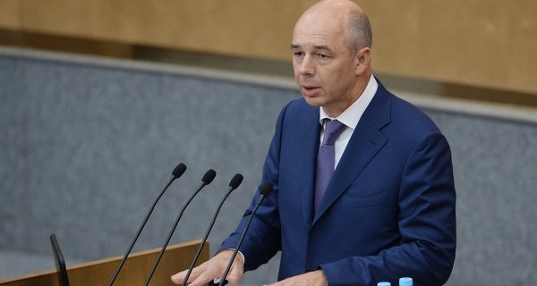Siluanov called the spending cuts the budget by 10% of the maximum possible