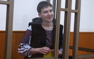 Donetsk court will announce the decision on an exception of the case Savchenko of a number of prosecution evidence