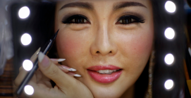The DPRK announced the beginning of production of the cosmetics world class