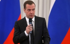 Medvedev thinks it is very important for United Russia to win elections in times of difficulties