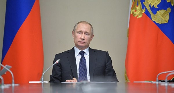 """Putin visited the production plants, created on the areas of """"KAMAZ"""""""