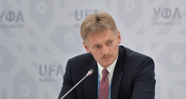Peskov did not comment on the publication about the alleged eldest daughter of Putin