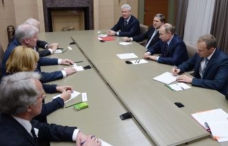 Russia and Bavaria agreed to hold a business mission to the Russian Federation