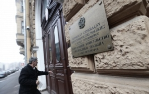 The eviction of the Consulate General of Poland in St. Petersburg was delayed for a year