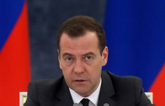 Medvedev arrived in Munich to participate in the conference on security policy