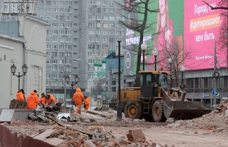 Business Ombudsman: Russia should give free rent to victims of demolition