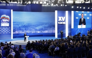 "Medvedev: ""greenhouse candidates"" ""ER""; it is the citizens of ""make policies"""