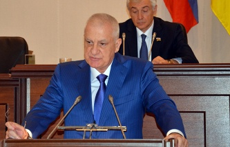 The acting head of North Ossetia became the Chairman of the government of the Bitarov