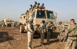 Rogozin: cooperation between Russia and Iraq on military-technical cooperation will help the release of terrorists