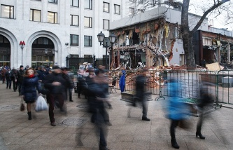 The state Duma till the end of the session to adopt the law on compensation to owners of demolished tents