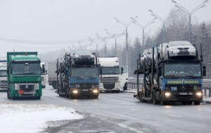 Kaliningrad carriers because of problems with the transit through Poland looking for new routes