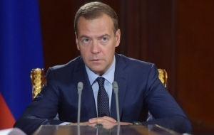 Medvedev on Tuesday will hold meeting on anti-crisis plan
