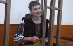 Savchenko believes that she should be judged by military Tribunal