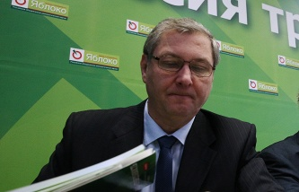 """Slabunov: """"the Apple"""" considers the election to the Duma as a stage of the presidential campaign"""