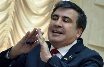 """Spring: words Saakashvili about the """"capture"""" of the Russian Federation talk about """"stupid aggression"""" in the minds of politicians"""