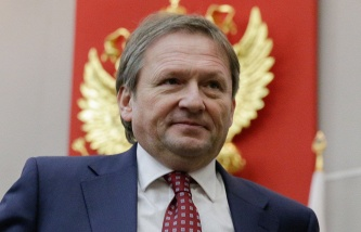 "Boris Titov headed the Right cause party will not wrap right-wing ideas ""in the left wrapper"""