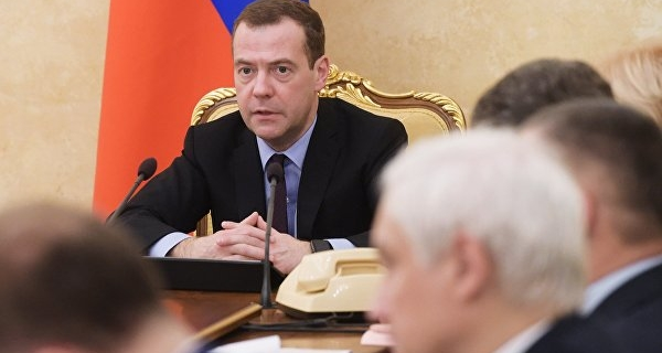 Medvedev will hold a meeting on socio-economic development of the Russian Federation