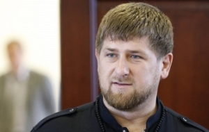 Kadyrov said that the Germans do not interfere with him