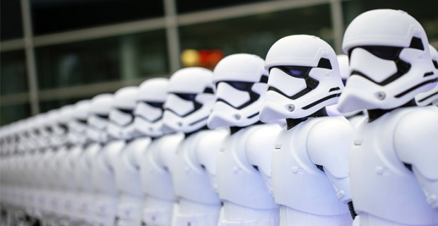 "The new ""Star wars"" made Disney the most powerful brand in the world"