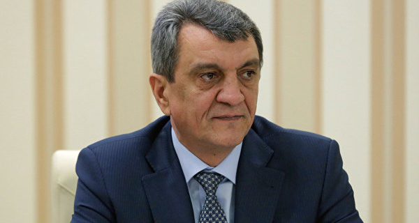 The Governor of Sevastopol has withdrawn from the annual report of the legislative Assembly