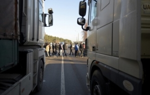 The Ministry of transport of the Russian Federation: obstacles to the movement of trucks between the Russian Federation and Ukraine no