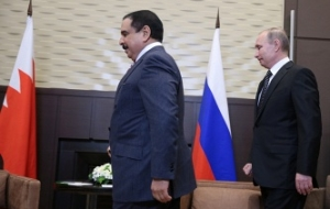 Lavrov: Russia and Bahrain oppose action by the collapse of States in the middle East