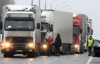 Sands: a ban on the transit of trucks from Russia through Ukraine violates international law