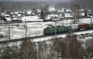 White reported to Putin about the continued construction of the overpass in Kirov