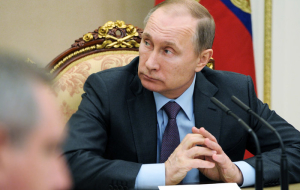 "Putin held a meeting on the upcoming ""big privatization"""