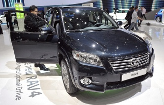 Media: Toyota withdraws in Russia more than 140 thousand crossovers, 2005-2012