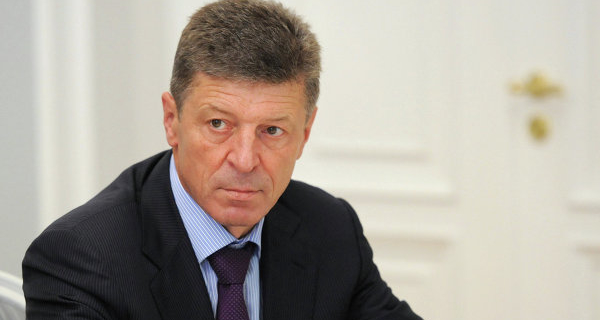 Kozak: economic sanctions are damages both Russia and Europe